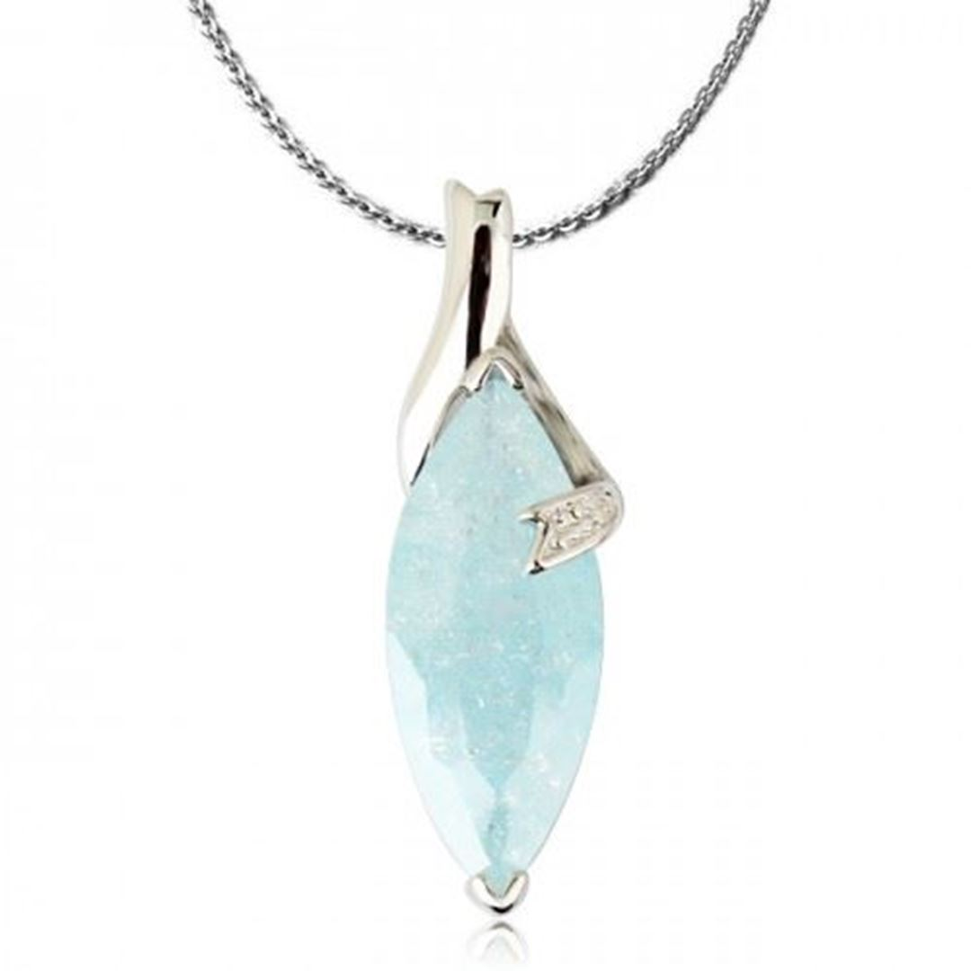 Best elements jewelry all product tags special crystal pendant picture of special crystal pendant necklace blue zircon crystal aloadofball Gallery